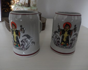 GERMANY MUNCHEN MUGS