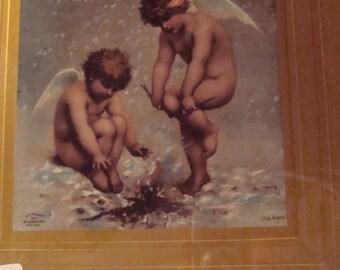 Ullman Mfg. 1899 Cupid print