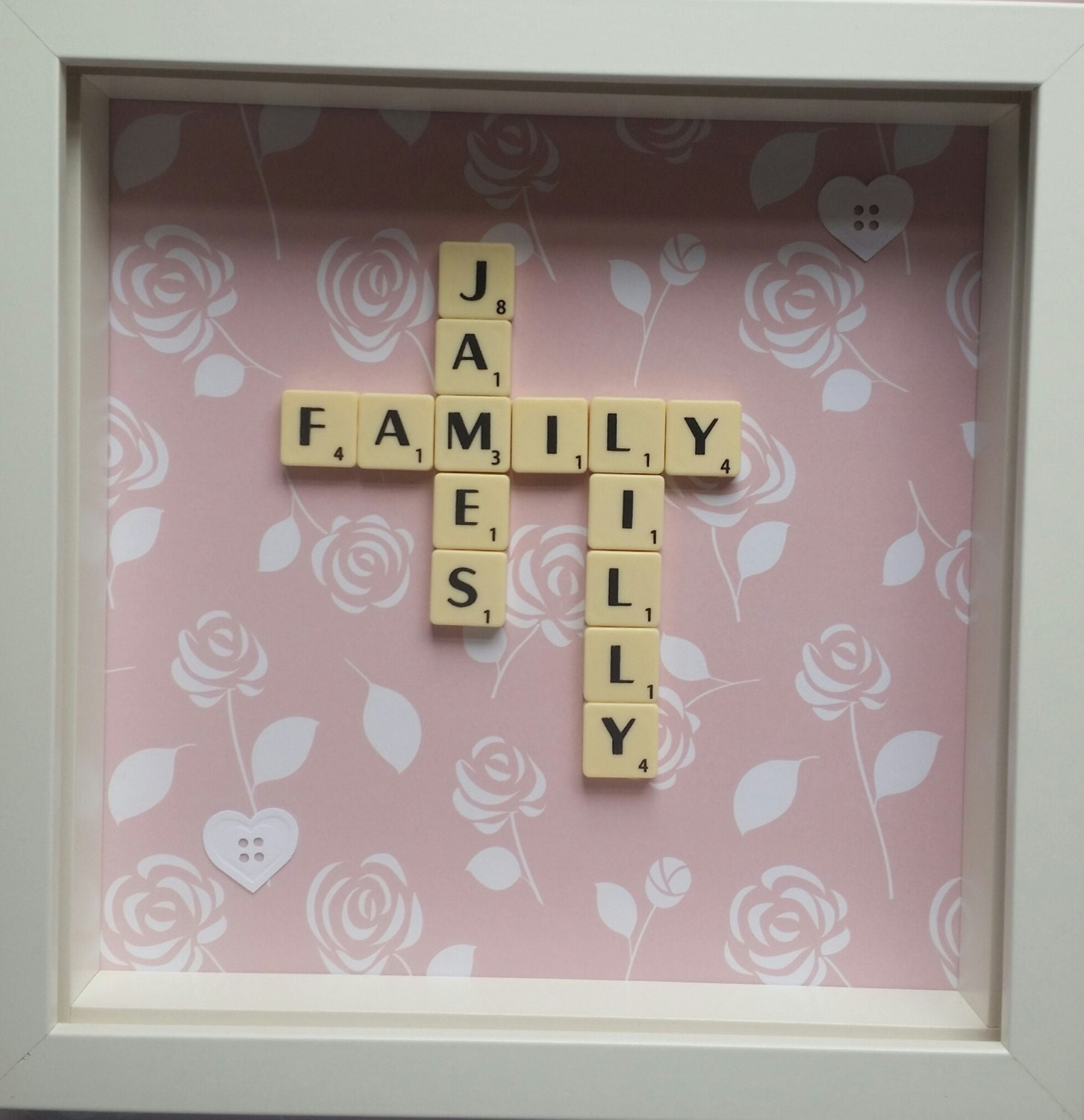 Keepsake Photo Frames Gift