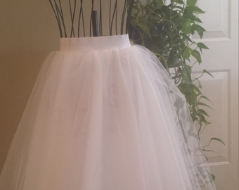 Adult Tulle Skirt