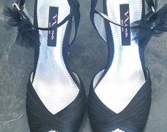 Custom Mary Jane Heels