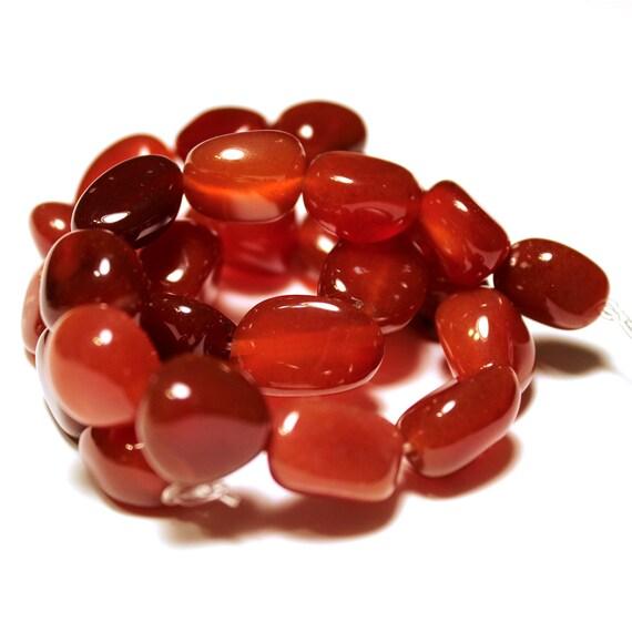 carnelian gemstones tumbled carnelian tumbled gemstones