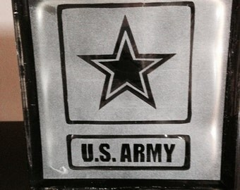 army glass block