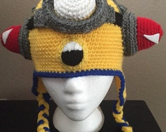 Siren Minion inspired by Despicable Me Movie