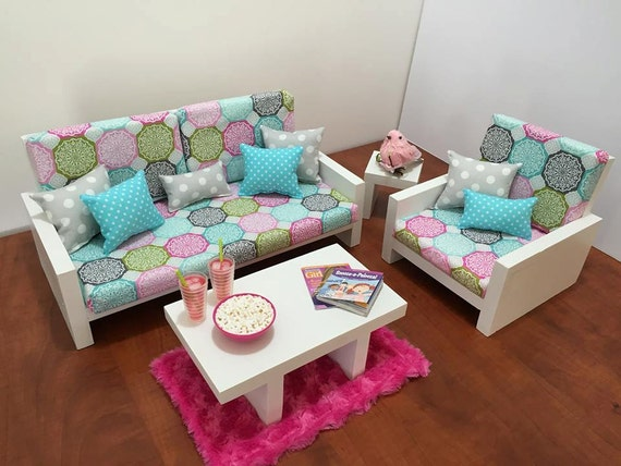 American girl doll furniture 18 doll furniture by American girl doll living room furniture