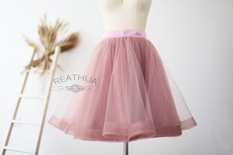 how to make childs full lengt tule skirt