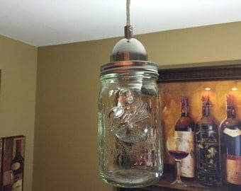 Mason Jar Kitchen Lights