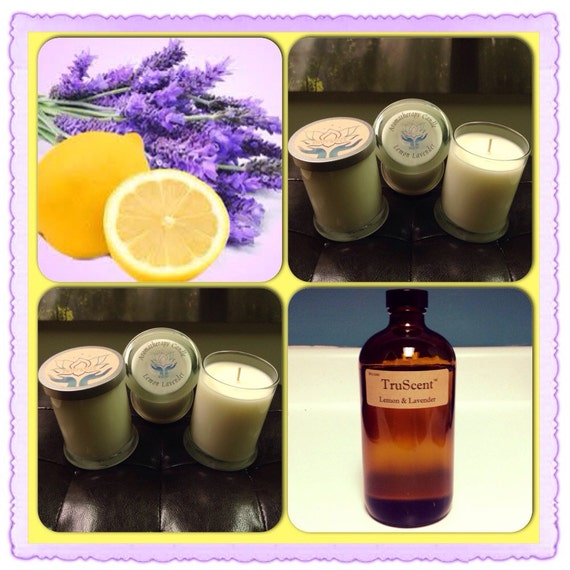how to make soy aromatherapy candles