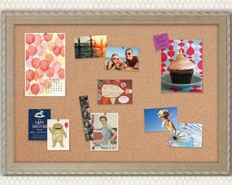 Madeline Framed Cork Board