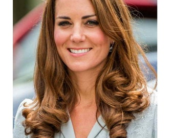 Kate Middleton #1 Fan T-shirt