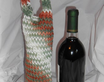 Wine Bottle Bags/Holders/Cozy with Handle