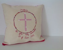 Personalised Holy Communion Cushion