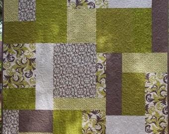 Alex's Wedding Quilt Pattern
