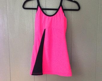 Pink Dress Tank Top XS