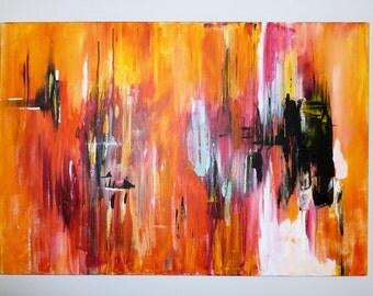 Contemporary art, modern painting, original abstract, canvas art, acrylic painting, original painting, modern art, bedroom art, large art
