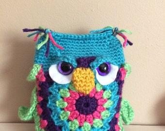 Grumpy lil owl