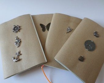 Fairy Recycled paper notebook