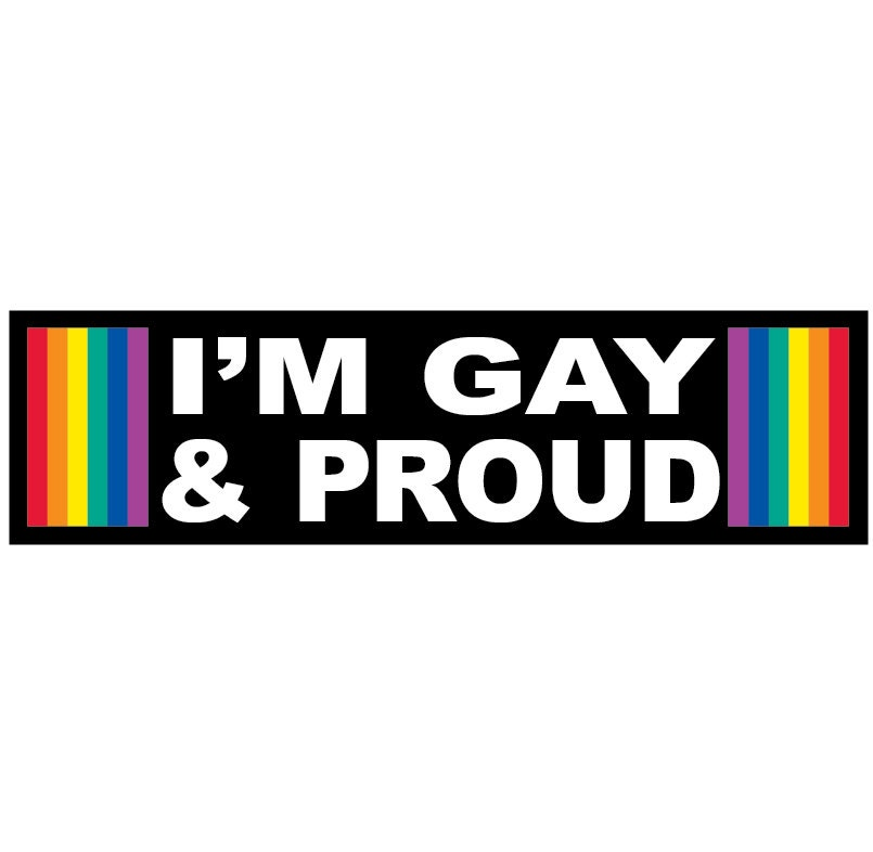 Im Gay And Im Proud 32