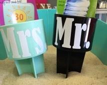 Mr. & Mrs. Sand Spikes