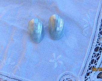 Earrings Pearly clips