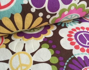 Peace by Michael Miller Fabric