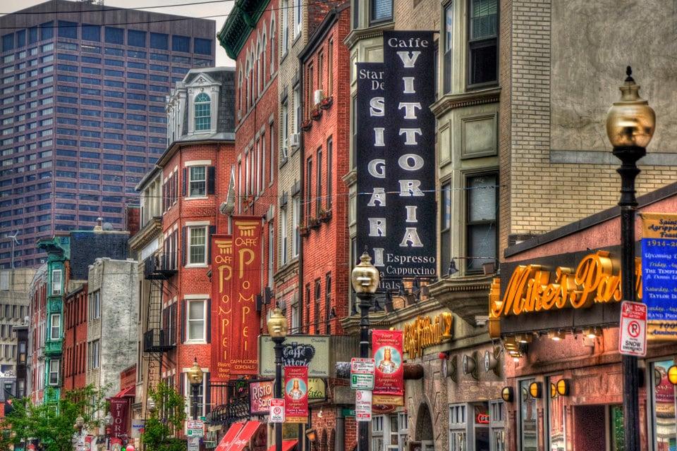Hanover Street New Restaurants