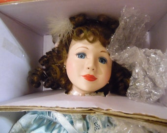 Paradise Collections Meg from Little Women Doll