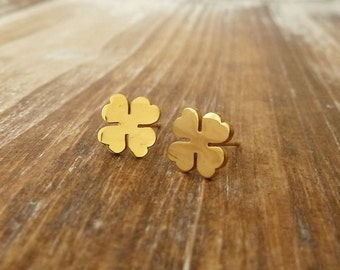 Earrings Shamrock