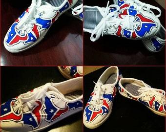 Texan Flats/Tennis Shoes