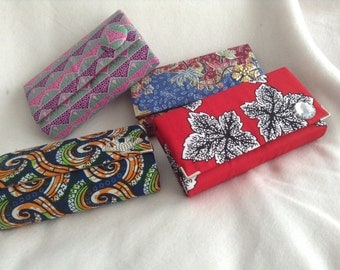 Ankara Clutches