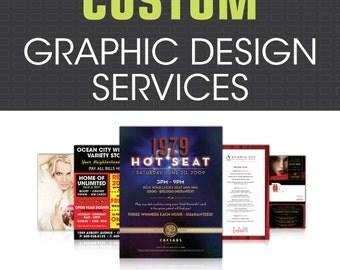 Custom Graphic Design Services