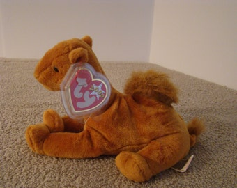 Ty Beanie Baby Niles the Camel
