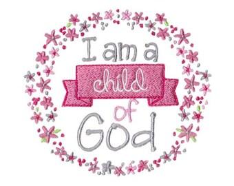 Children's Bible Too Design 4 Filled Sittch Machine Embroidery Design 4x4 5x7 6x10