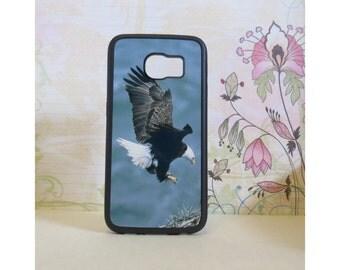 Eagle - Rubber Samsung Galaxy S3 S4 S5 S6 Case