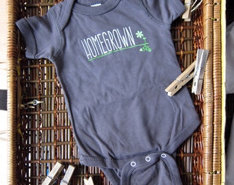 Homegrown infant one-piece