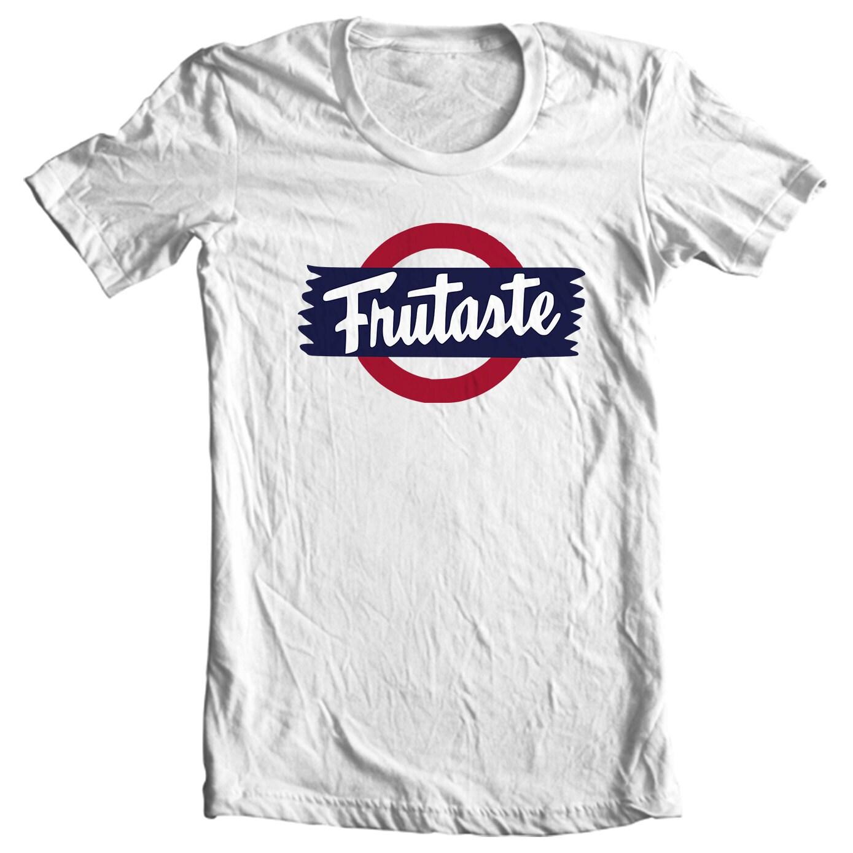 Frutaste Vintage Bottle Cap T-shirt
