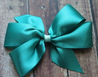 Teal Pinwheel with Light Teal Center