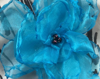 Loving Blue Flower