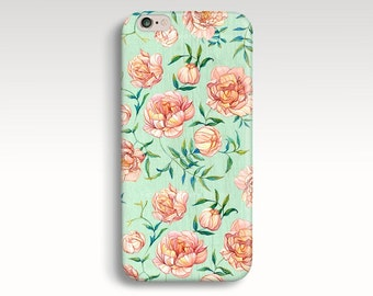iPhone 7 Case, iPhone 6s Plus Case, Floral iPhone 6s Case, iPhone 6 Case, Vintage iPhone 5s Case iPhone 5C Case iPhone 7 Plus Case iPhone SE