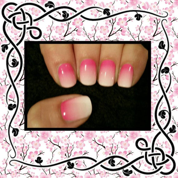 Fingernail Nail Wraps - Trendy New Designers