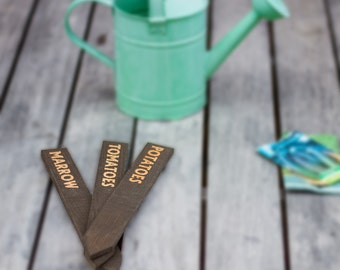 Wooden Vegetable And Plant Markers