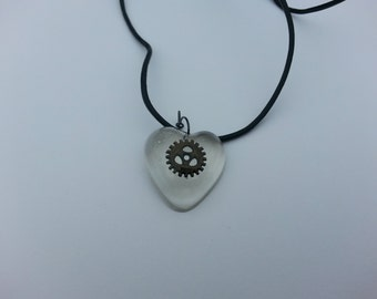 MECH LOVE NECKLACE
