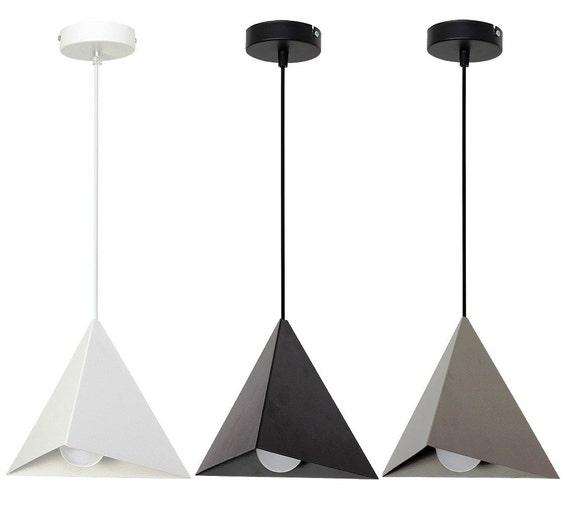 Modern Hi Tech Pendant Light Industrial Light Fixtures Minimal