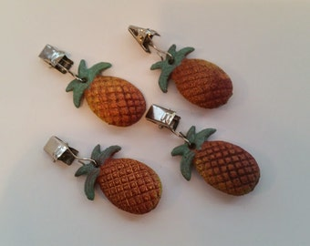 Table cloth weights curtain weights Pineapple