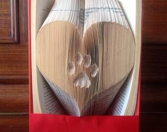 PATTERN ....Paw in Heart