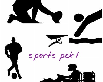 5 PATTERNS... sports pack 1