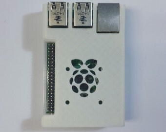 Raspberry Pi B+ Honeycomb Case