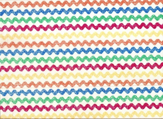 Avlyn Back to School , white background with blue, green, red, yellow and orange zig-zag stripes...32