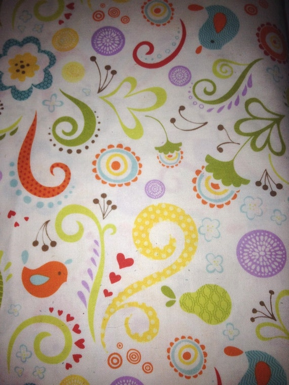 Riley Blake Co. Values.  100% Cotton LDS Fabric