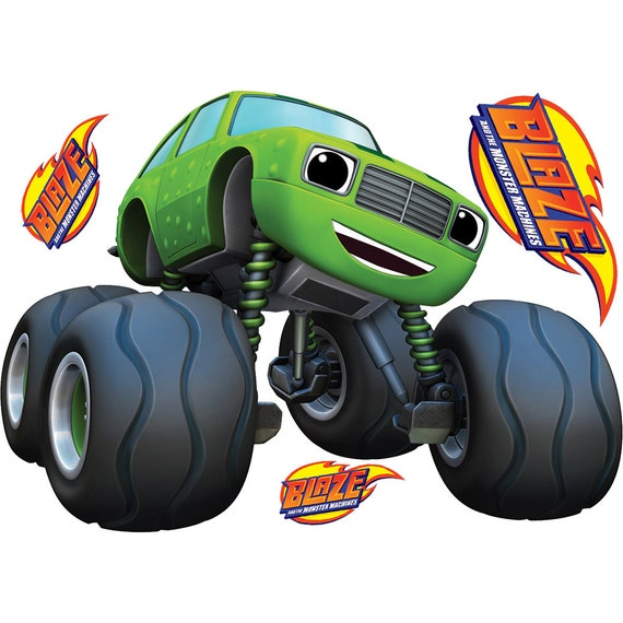 ON SALE Blaze And The Monster Machines Pickle Mini Monster
